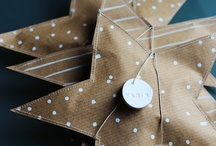 gift ideas & packaging / by caro m