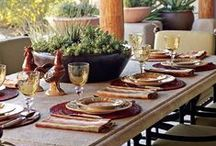 Tablescapes / by Traditional Home