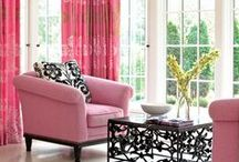 Palette/Pretty in Pink / by Traditional Home