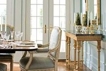 Dining in Style / by Traditional Home