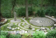 The Goddess Sanctuary *)O(* / The Goddess Sanctuary at Chrysalis Woman Farm will be filled with woman honoring statuary, tranquil water features, elegant gardens and uplifting ceremonies ~ all in honor of the Sacred Feminine / by Chrysalis Woman