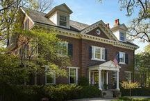 Exquisite Exteriors / by Traditional Home