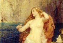 The Goddess Aphrodite / by Chrysalis Woman