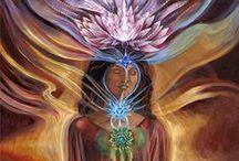 The Goddess Shakti / by Chrysalis Woman