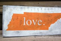 Tennessee <3 / by Christy Fullington
