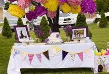 Cute party ideas / by Chrissy Papenbrock