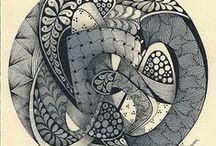 Zentangle/Doodle Art / by Karen Wheeler