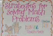School~ Math ideas / by Elizabeth Hodge