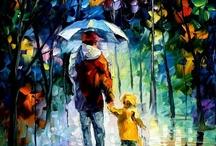 Rain / by Kathy Doolittle