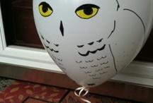 zAnistyn's 11th Birthday--Harry Potter style / by Angie Richardson