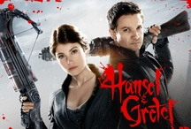 Hansel & Gretel: Witch Hunters 3D / by Paramount Pictures