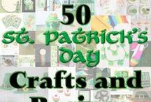 St. Parick's Day Crafts / by AllCrafts.net - The Free Crafts Network
