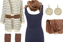 Fall Style / by Katherine Caballero