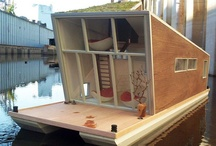 house boats  / by studioloraine