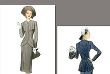 Sewing Patterns / by Rebecca Hughes