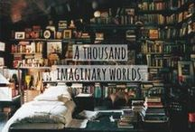 Bookworm / Reading. Books. Libraries. Covers. Quotes. Authors. Diaz.  Woolf. Zusak. Murakami. Steinback. Cervantes. Plath. Kundera. Atwood. Bukowski. Lewis. Kafka. Kostova. Zafon. Rice. Marquez. Du Maurier. Sedaris. Hugo. Bronte. Montogmery. Bradbury. Sanderson. Lee. Maugham. Hurston. Madeline L'Engle. Sartre. Pratchett. Lemony Snicket. Adams. Charlie Huston. Barbra Kingsolver. Jacqueline Carey. Kurt Vonnegut. Jeanette Winterson. Sandra Cisneros. Amy Tan. F Scott Fitzgerald. Maria Snyder. Chuck Palahnuik. / by Thea Alarcon