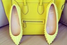 Bags & Shoes  / by Angel Silver