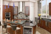 Kitchen & Dining Rooms / by Angel Silver