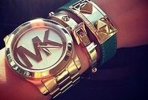 Watch & Arm Candy ⌚  /   / by Angel Silver