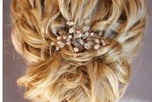 Pretty Hair / by Peggy Williams