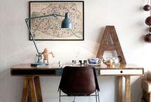 Studio/Office / by Rebecca Hughes