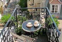 Home - Balcony / by Vanity Delacroix