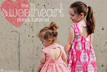 Clothing for the Kiddos - Patterns/Tutorials / So many cute patterns, so little time! / by Joy Fox