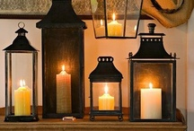 Candle Lights  / by Therese Marie Photography