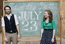 Save the Date. / by Therese Marie Photography