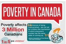 Homelessness & Poverty  / by Covenant House Vancouver