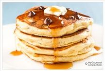 Breakfast & Brunch Recipes / Breakfast and brunch recipes from MyGourmetConnection and a few of our favorite food websites. / by MyGourmetConnection