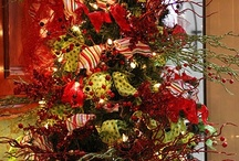 christmas decor ideas / by Tammy Russell