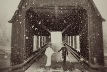 Winter Weddings / Ben & Amanda getting Married!! / by Allyson Howard