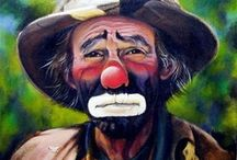 Clowns / by Jan Yinger