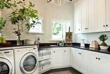 Laundry & Mud Rooms / by Allyson Howard