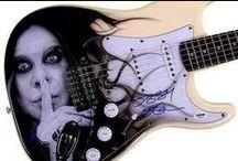 Guitars / by Julian Rose