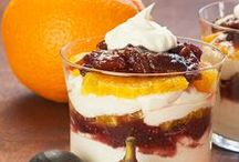 Dessert Recipes / Recipes for puddings, trifles, parfaits, crisps, cobblers and other sweet treats - from MyGourmetConnection and our favorite food bloggers, magazines and brands. / by MyGourmetConnection