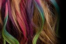 Hair Stuff / by Kymm Norris