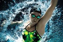 Swimming Fanatic / by Kimm Rountree