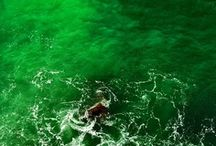 Emerald City / Emerald - Pantone's 2013 Color of the Year / by FormDecor