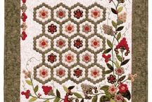 Quilts~ Hexies / by Sharon McBride