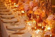 Gold Weddings / Gold goes with everything! Any palette can incorporate gold, bring luxurious tones to your wedding! / by Fleurs De France