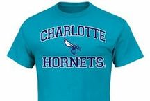 Men's Apparel / Charlotte Hornets Men's Apparel / by Charlotte Hornets