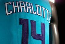 Charlotte Hornets Uniforms / by Charlotte Hornets