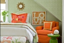 to decorate the home / ideas to recreate in my home / by Tracy Kuethe