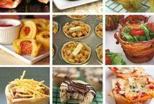 FOOD! / by Nancy Mace