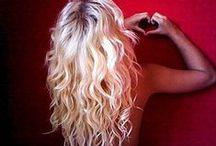 Hair stuff / by Michelle Maxwell