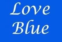 Blue / by Key Best