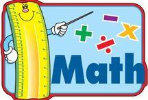 Math / by Joey Roach