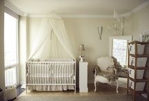 where she'll rest her head / Nursery ideas for my little one / by Christina Shaffell